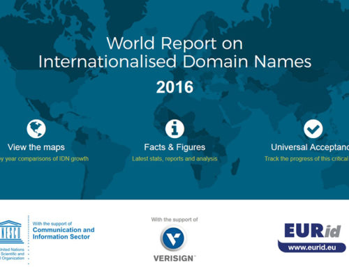 World Report on Internationalised Domain Names: The Growth of IDNs and Enhancing Linguistic Diversity in Cyberspace