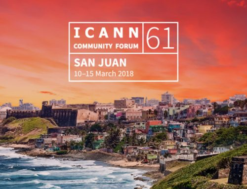 Report to the ICANN & UASG Community on Recent Activities