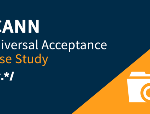ICANN UA Case Study Published