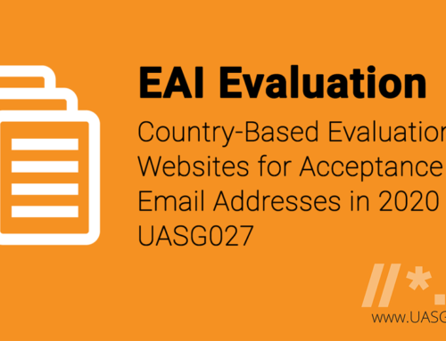 Now Available: Country-Based Evaluation of Websites for Acceptance of Email Addresses in 2020