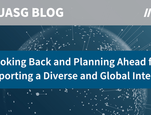 Looking Back and Planning Ahead for Supporting a Diverse and Global Internet Universal Acceptance (UA) Readiness