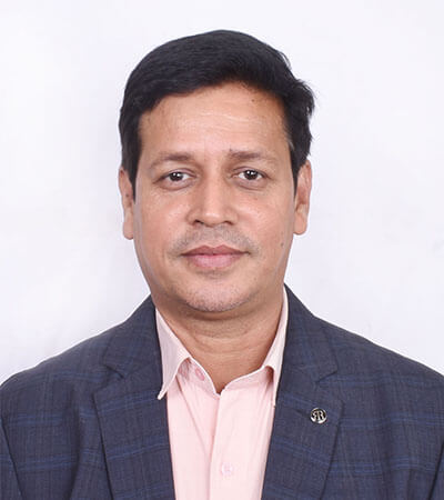 Mr. Rajiv Kumar